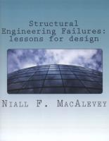 Structural Engineering Failures: lessons for design